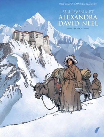 9789088108501, Een Leven met Alexandra David-Neel, Boek 1