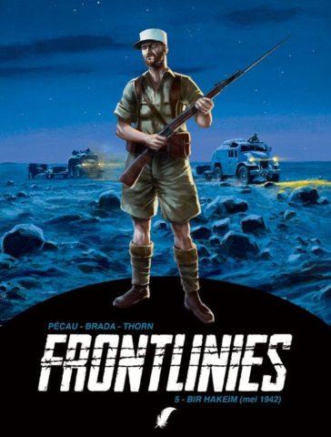 Frontlinies 5, Bir Hakeim