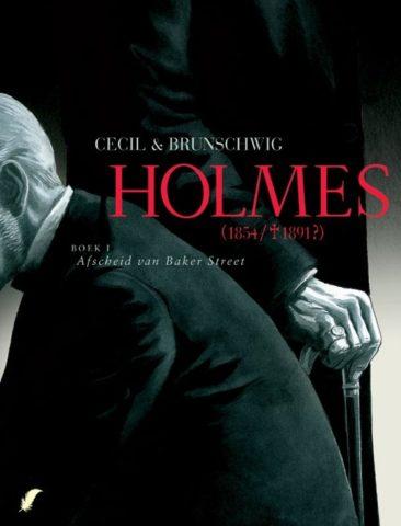 9789088108563, Holmes (1854-1891), Afscheid van Baker Street