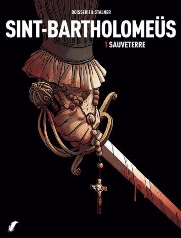9789088108556, Sint Bartolomeus - Sauveterre
