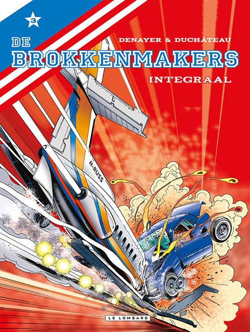 Brokkenmakers Integraal 3, 9789055819874