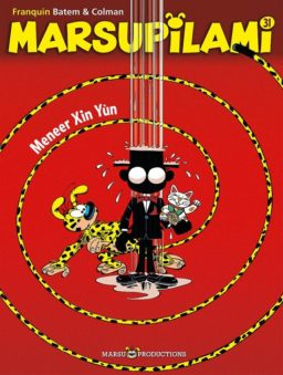 Marsupilami 31, Meneer Xin Yun