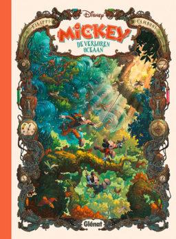 Mickey Mouse door 3. verloren oceaan
