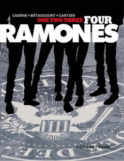 9789085308688, Ramones, One Two Three Four Ramones