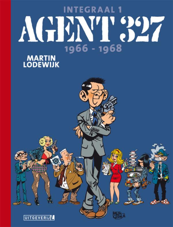 Agent 327 Integraal 1 Luxe