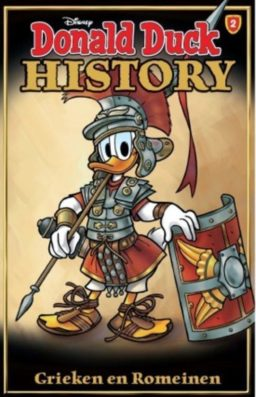 Donald Duck History 2