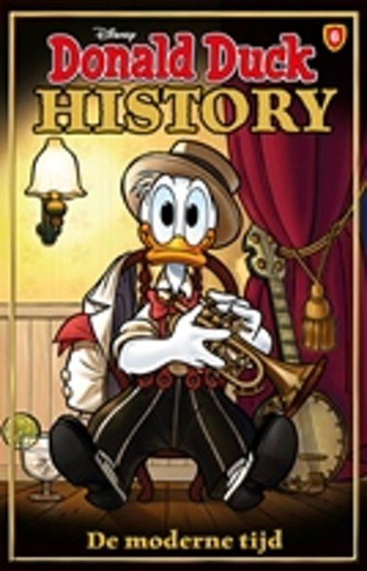 Donald Duck History 6, De Moderne Tijd, 9789463051866