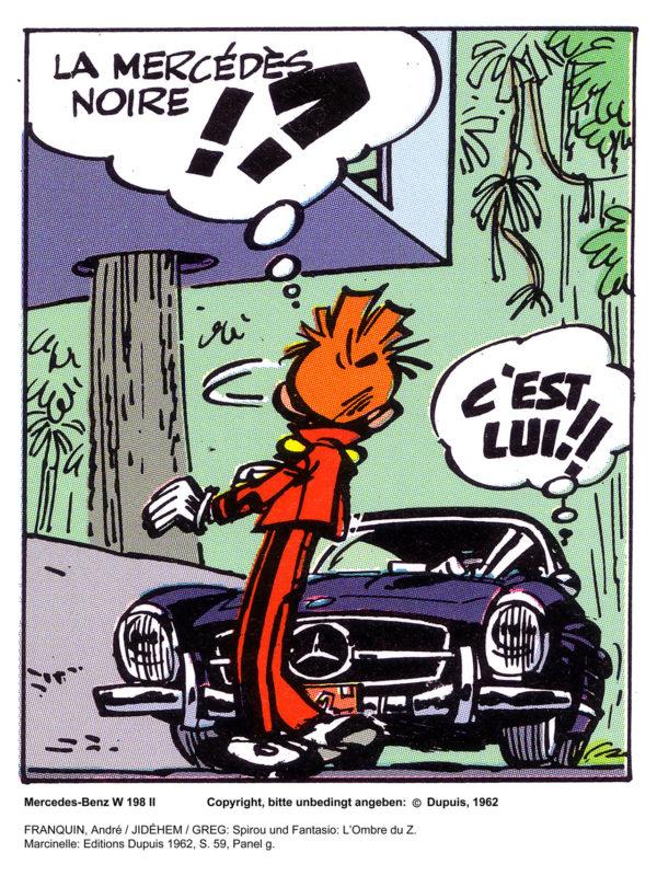 Garage de Franquin, Schaduw van Z, Robbedoes en Kwabbernoot