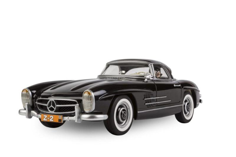 Mercedes-spirou