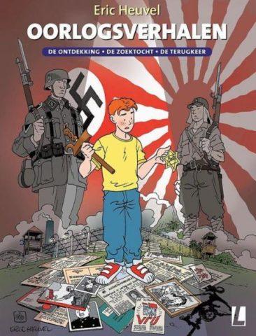 Oorlogsverhalen Luxe, Eric Heuvel