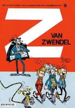 Robbedoes en Kwabbernoot 15, Robbedoes en Kwabbernoot 15, Z van Zwendel