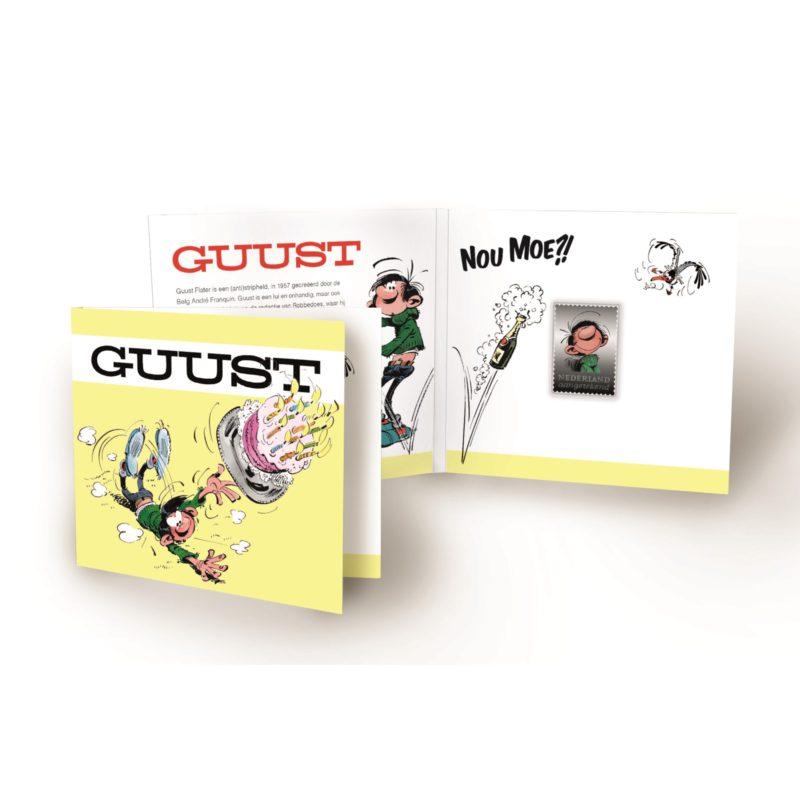 Guust Flater Postzegel