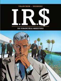IRS 19, de financiele meesters, 9789055819959