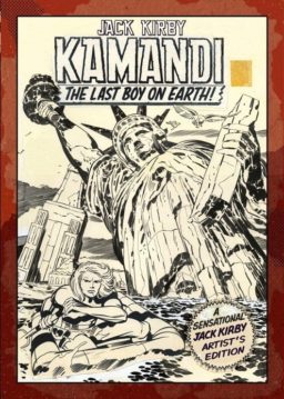 Jack Kirby, Kamandi The Last Boy On Earth Artist Edition
