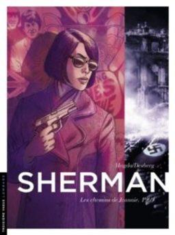 Sherman 8, 9789055819966, Wegen van Jeannie