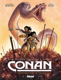 Conan de Avonturier, Koningin van de zwarte kust