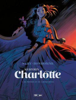 Keizerin Charlotte 1, 9789462106659