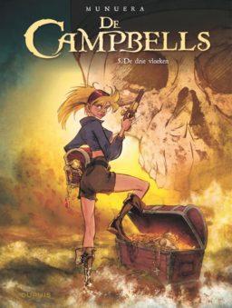 Campbells 5, de drie vloeken, 9789031435494