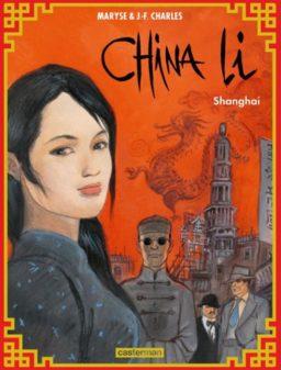 China Li 1, Sjanghai
