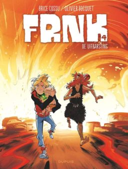 FRNK 4, De uitbarsting, 9789031436316