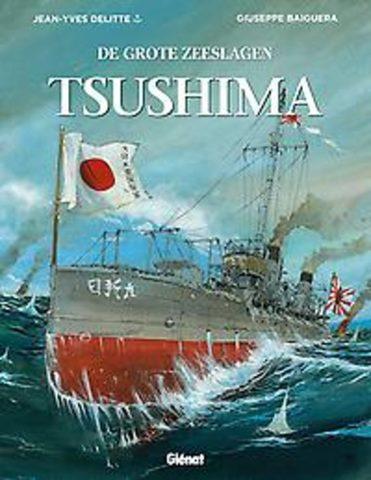 Grote Zeeslagen 6 - Tsushima, 9789462940802