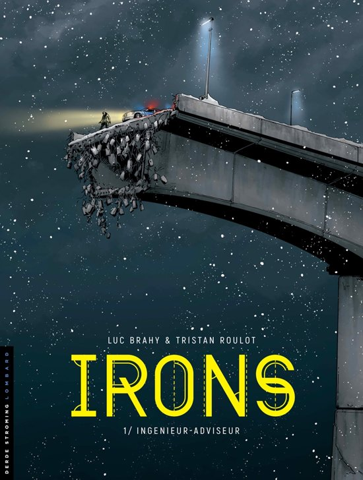 Irons 1 - Ingenieur Adviseur, 9789064210419