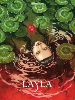 layla, gravin van het scharlaken moeras