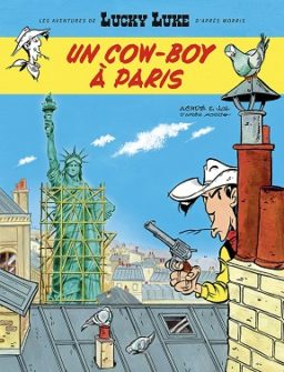 Lucky Luke 80, Een cowboy in Parijs