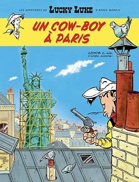Lucky Luke 80, Een cowboy in Parijs