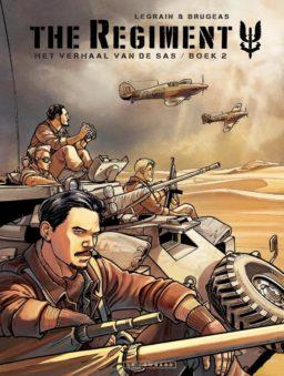 The regiment 2, Verhaal van de SAS, 9789064210570