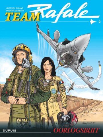 Team Rafale 2 HC, Team Rafale 2, Oorlogsbuit, 9789031436347