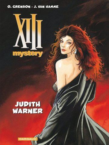 XIII Mystery 13 HC, XIII Mystery 13 luxe, XIII Mystery 13, Judith Warner