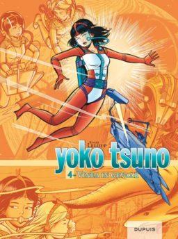 Yoko tsuno integraal 4, Vinea in gevaar, 9789031436392