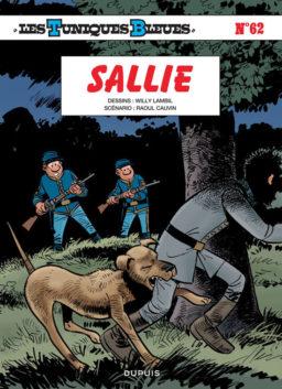 Blauwbloezen 62, Sallie