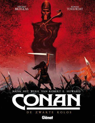 Conan 2, De Zwarte kolos, 9789462940826