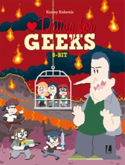 Dating for geeks 8, 8-bit, 9789088864230