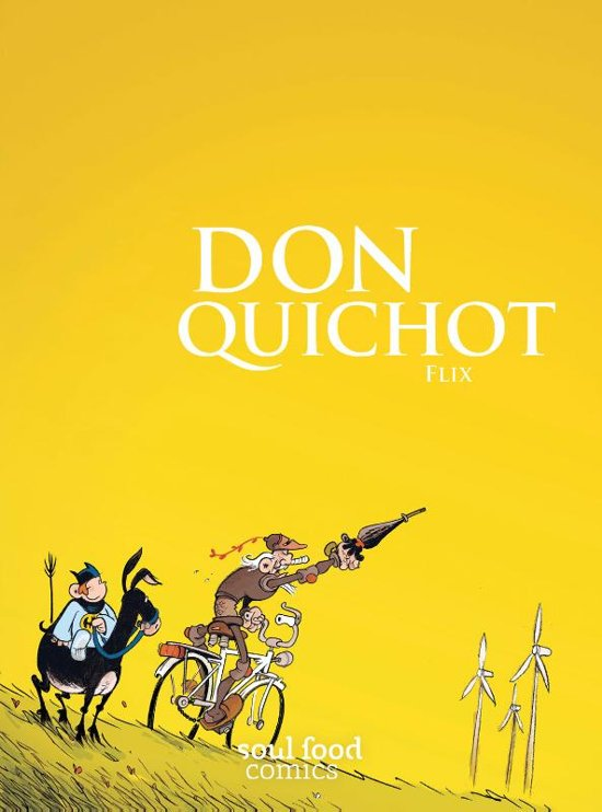 Don Quichot, 9789492882004