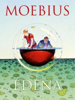 Jean Giraud, Wereld van Edena, 9789089881700, Moebius