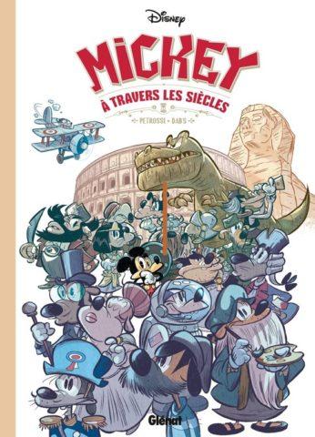 Mickey door de eeuwen heen, 9789462940857
