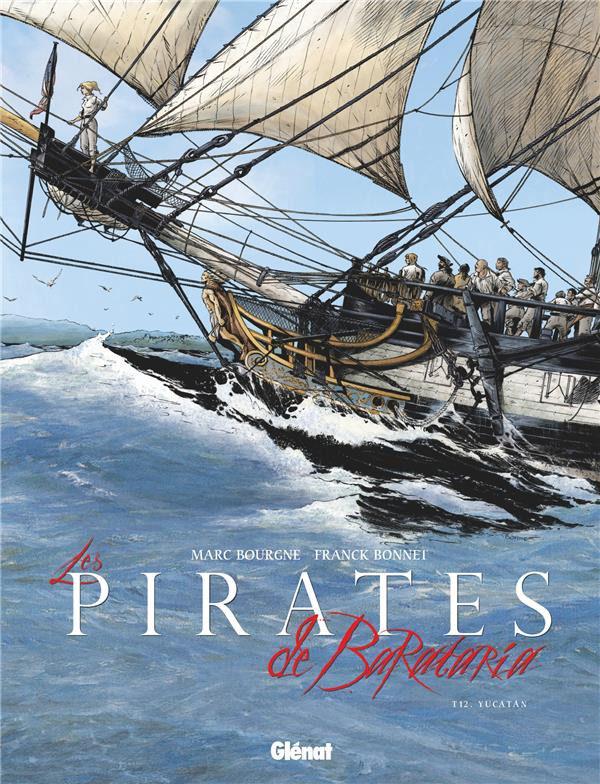 piraten van barataria 12, yucatan