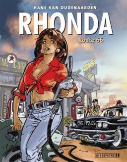 Rhonda 3, Route 66, 9789088864278