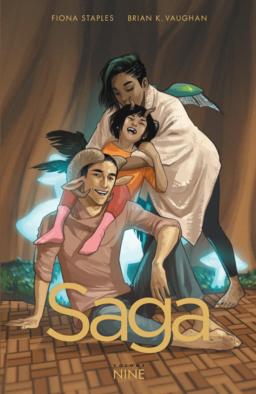Saga 9, 9781534308374