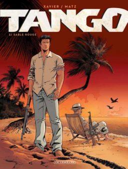 Tango 2 HC, Tango 2, Rood zand, 9789064210983