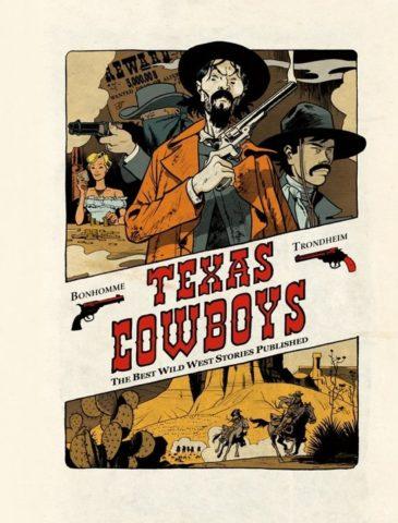 Texas Cowboys 1, 9789462100503