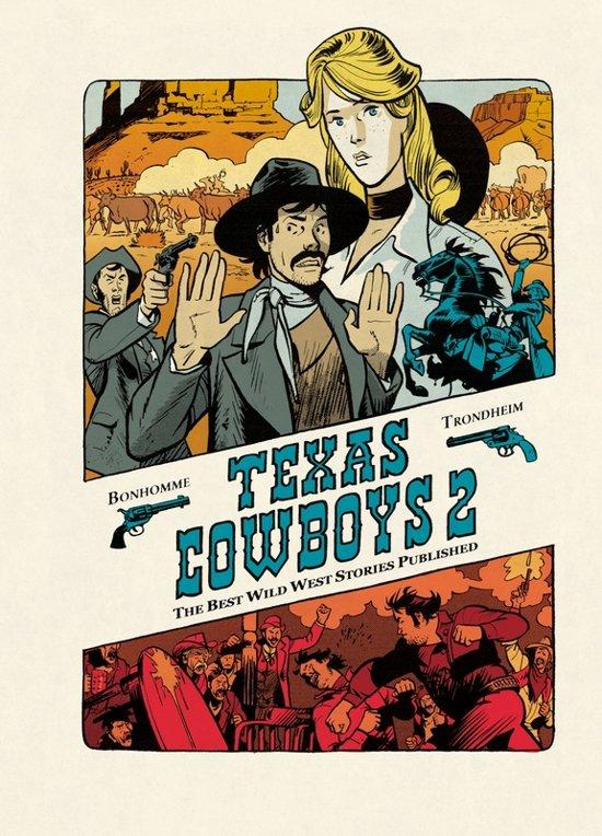 Texas Cowboys 2, 9789462101999