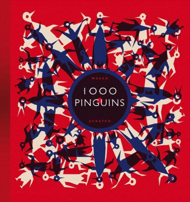 1000 pinguins, Wasco, 9789492117724