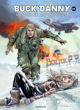 Buck Danny 56, Vostok antwoordt niet meer, 9789031436576