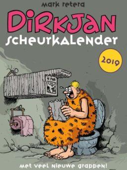 Dirkjan Scheurkalender 2019, 9789086139996