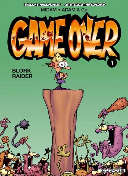 Game over 1. Blork Raider, 9789031425877