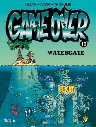 Game over 10, Watergate, 9789462100657